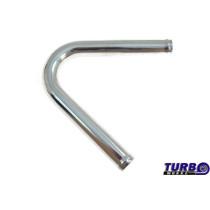Aluminium cső 135 fok 28mm 30cm